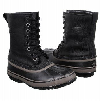 Sorel Men's 1964 Premium T Snow Boot,Black,11 M US - http://authenticboots.com/sorel-mens-1964-premium-t-snow-bootblack11-m-us/