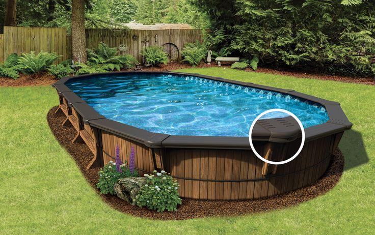 Aqua bois le sp cialiste des piscines de bois yard for Aqua bois piscine