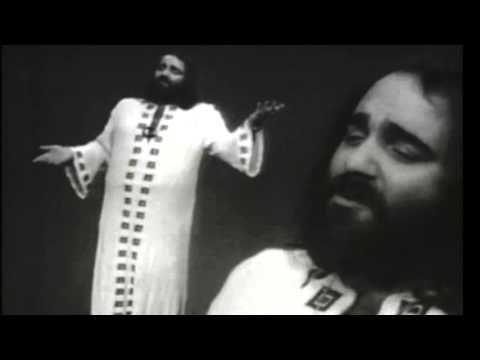 Demis Roussos - Someday Somewhere ( with lyrics) - YouTube