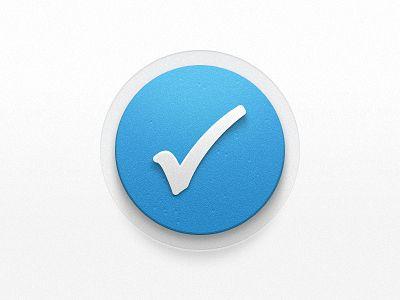 Check Mark #Design #UI #UX
