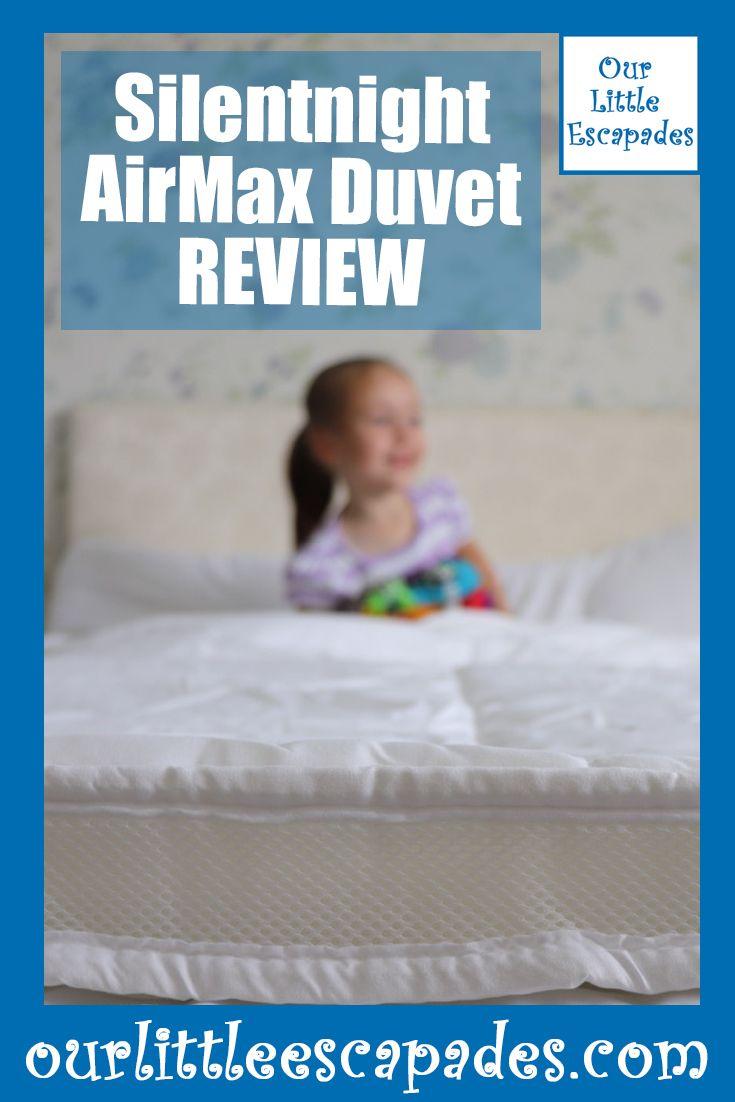 Bedding Makeover - Silentnight AirMax Duvet Review - Our Little ...