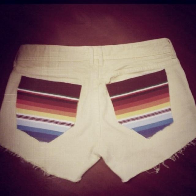 -rainbow pockets.