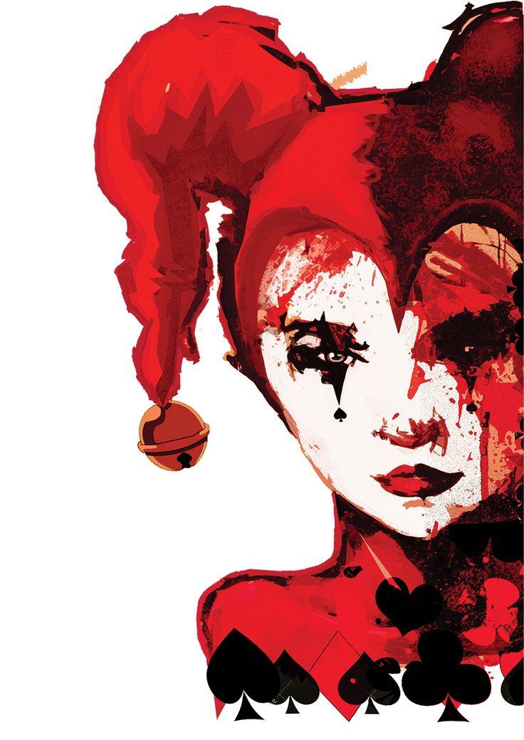 Harley Quinn - The Joker's Concubine