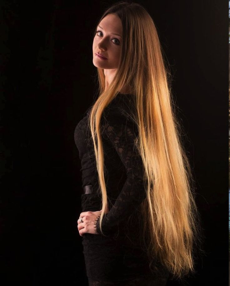 floor length blonde hair - photo #33