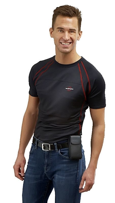 - Men's T-Shirt Heated Base Layer -