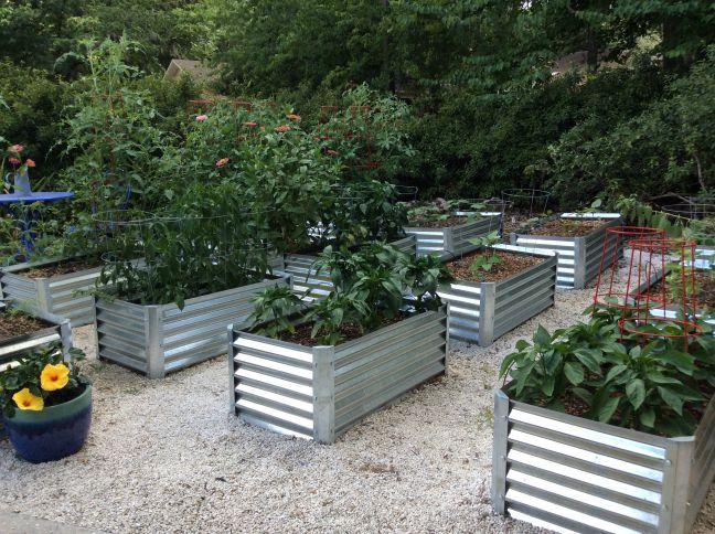 17 best images about garden galvanized raised gardens for pots on pinterest. Black Bedroom Furniture Sets. Home Design Ideas