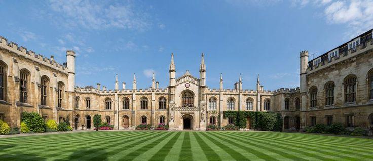 Google mostrará los interiores de los colegios de la Universidad de Cambridge   Los curiosos podrán contemplar una de las bibliotecas con mayor reputación del mundo