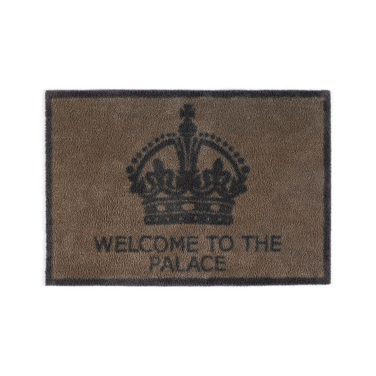 Welcome to the Palace door mat. Your new home should feel like a palace.