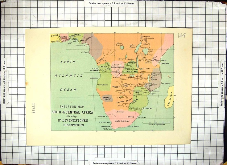 geologically beautiful    http://www.old-print.com/cgi-bin/item/G3101803149/search/27-Antique-Print-of--Colour-Map-South-Central-Africa-Doctor-Livingstone-Discoveries