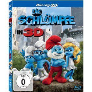 Die Schlümpfe (2D/3D Version) [3D Blu-ray] Sonderkonditionen « 3D Blu-Ray Filme