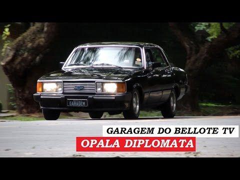 Garagem do Bellote TV: Opala Diplomata