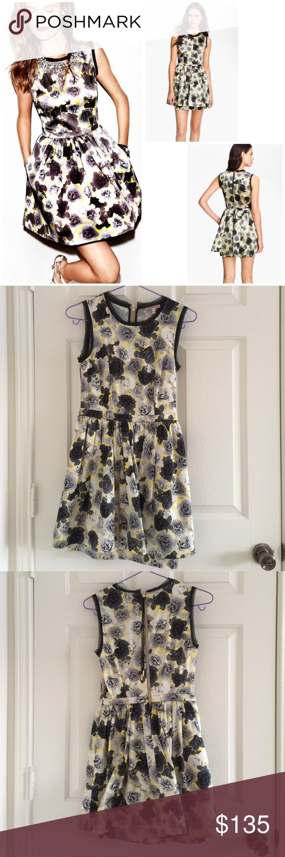 Juicy Couture floral dress 0 Only worn once,in like new condition,❌NO TRADE‼️ Juicy Couture Dresses