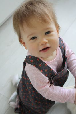 Jenny Makes A Home : Vintie Overalls by Ta Dah Patterns