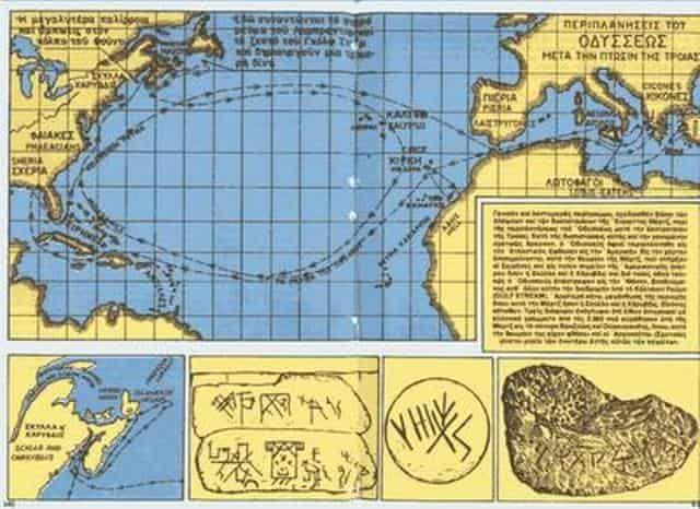 Αρχαιοελληνικά Τοπωνύμια Ν. Αμερικής που δεν θέλουν να ξέρετε