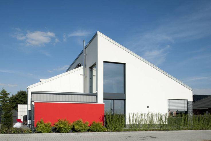 Casas de estilo moderno de Architekturbüro J. + J. Viethen