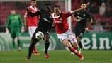 Victor Wanyama (Celtic FC) & Nemanja Matić (SL Benfica) | Benfica 2-1 Celtic. 20.11.12.