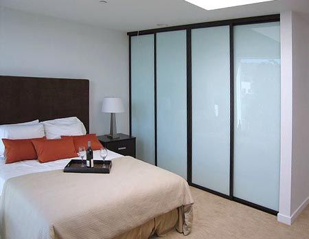 sliding door closet mirror doors diy for bedrooms decorating ideas bypass