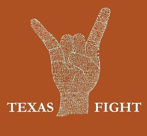 Texas Fight! #Longhorns #tailgating #hookem