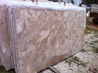 Nova beige #marble #slab by #MertikaMarble LTD