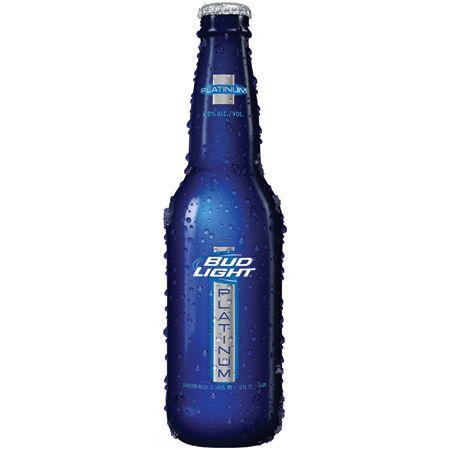 BEST LIGHT BEER FOR THE CLUB: Bud Light Platinum  . Don't mind if i do :)