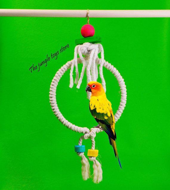 Cerceau de corde de 8'' x 14'' très par TheJungleToysStore sur Etsy