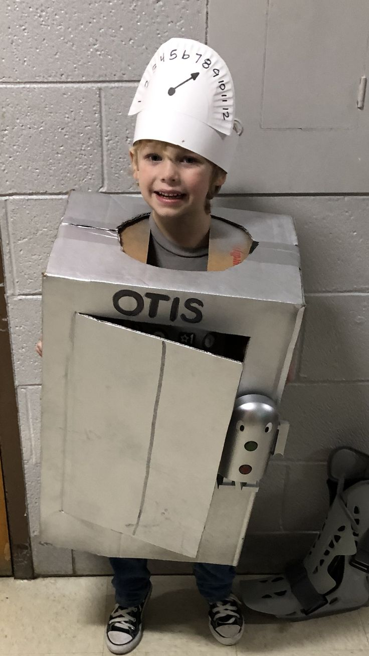 My son is obsessed with Otis Elevators and wanted to be an ...