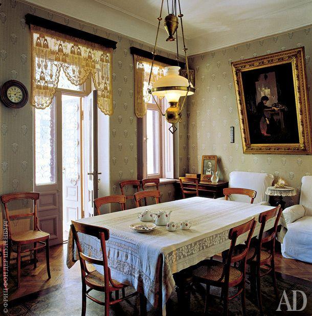 Дом Чехова в Ялте | Интерьеры в журнале AD | AD Magazine http://www.admagazine.ru/inter/57210_dom-chekhova-v-yalte.php