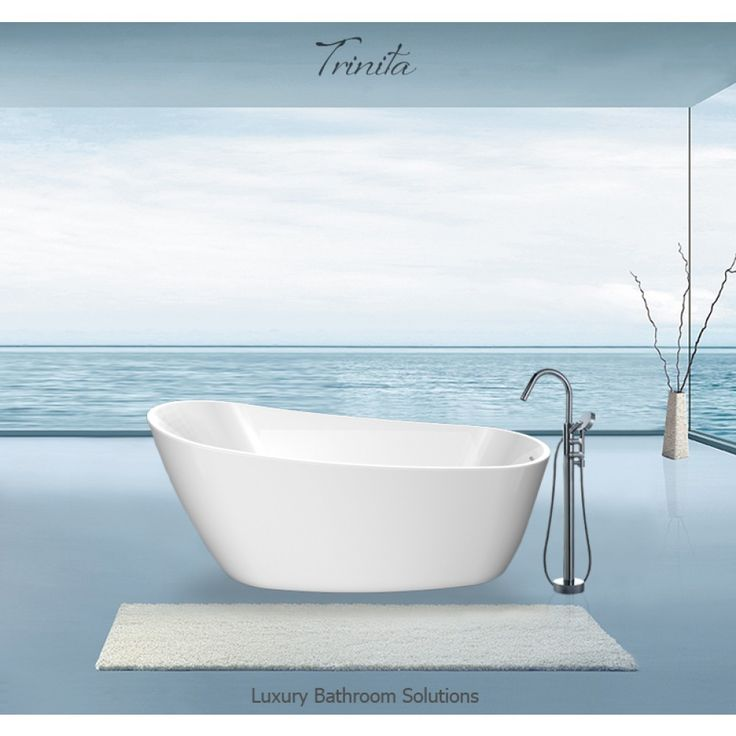 8 best Freestanding Baths images on Pinterest | Baths, Freestanding ...