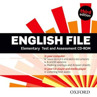 Books should be free for everyone: English File Elementary 3e: Test Assessment CD