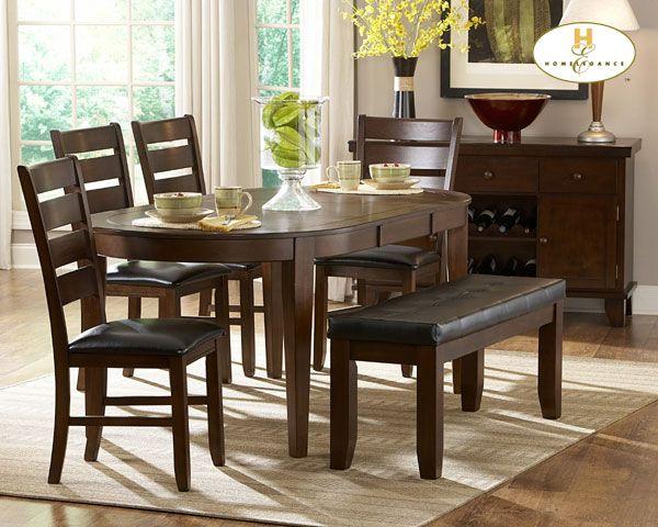 Homelegance 586 76 Ameillia Dining Room Set On Sale