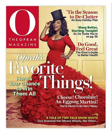 Take a look at this Oprah Magazine Subscription by Strategic Media LLC on #zulily today!