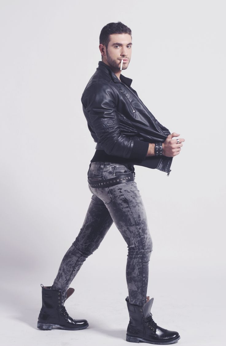 Mens Tight Jeans
