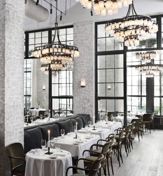 Le Coucou makes it onto our list for best new restaurants you HAVE to try in New York City. Reservations are hard to come by, but the food is great and the experience unforgettable.
