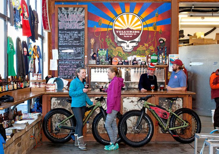 Telluride is home to so many winter activities, you won't be able to stay on the ski slopes long! Whether you want to tour a brewery, take a ride on a snow bike, explore the backcountry on a snowmobile, cross country ski, snowshoe, or anything else your heart desires, Telluride has it!