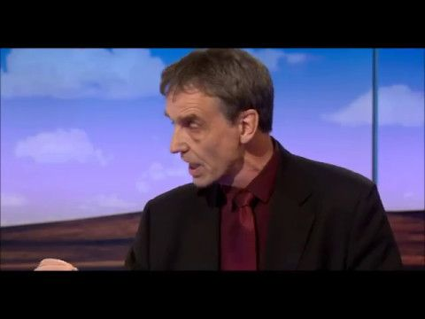 """""""Homosexuals need to respect Christians....."""" Leader of the Christian Peoples Alliance, Sidney Cordle, gets a """"verbal kicking"""" of Owen Jones on the Daily Politics!"""