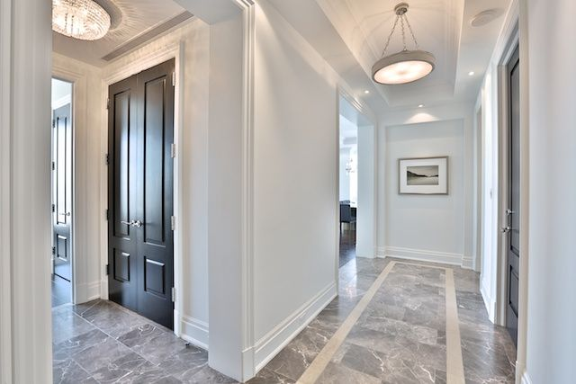 Luxury Apartment Foyer : Four seasons hotel private residences yorkville ave