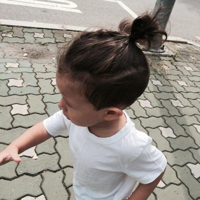 33++ Man bun fade kids ideas in 2021