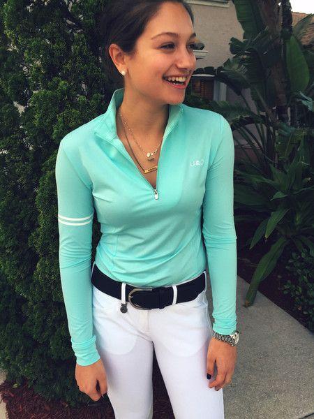 Costa Sun Shirt, Mint