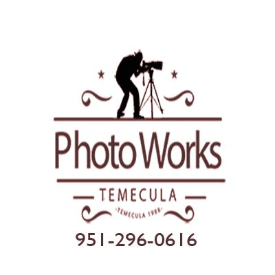 """""""Photo Works Temecula is professional quality digital prints, photo restoration, scan print, flim scans, negatives, slide, photo editing, photography, large prints, slideshow, collages, passports, recover deleted pictures and convert 8mm and 16mm film or video to DVD"""