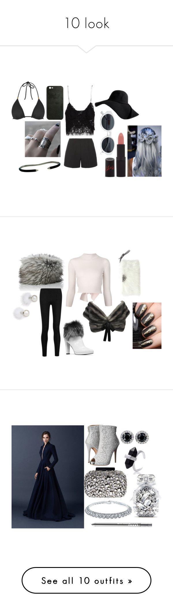 """10 look"" by gita-angesti on Polyvore featuring Zara, TIBI, Gaydamak, Rimmel, Topshop, women's clothing, women, female, woman and misses"