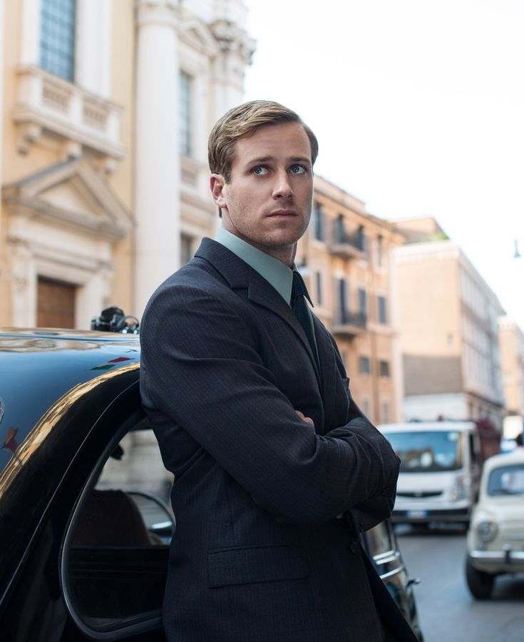 Suits From The Man From U.N.C.L.E. | Photos