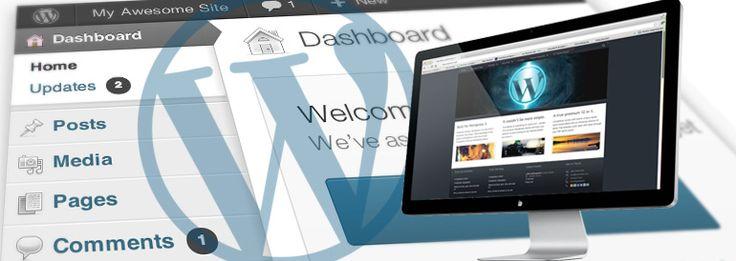 Wordpress kursus hos Jensens Kurser - Learn wordpress and start up your own wordpress website. Kom på kursus hos Jensens Kurser og lær at bygge din egen wordpress hjemmeside.