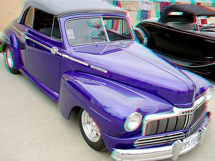 1948 - Mercury Eight Convertible