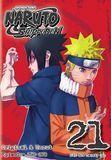 Naruto: Shippuden - Box Set 21 [2 Discs] [DVD]