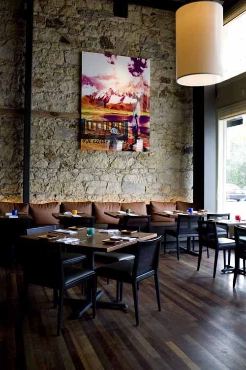 small restaurant design photos | ... should be outstanding but also the interior design of your restaurant
