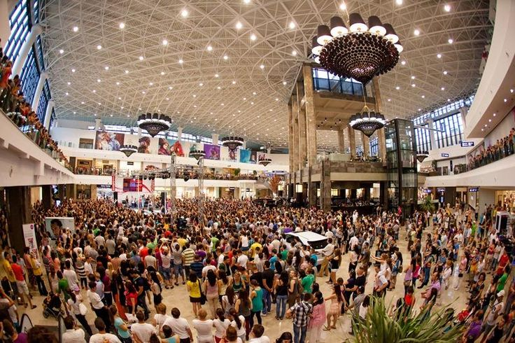 Palas City Mall Interior