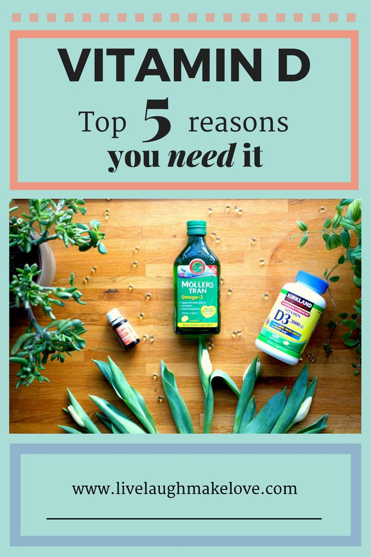 Vitamin D - The top 5 reasons you need it.  Vitamin deficiencies are very important yet often overlooked. Let me tell you about it and why you need to supplement.