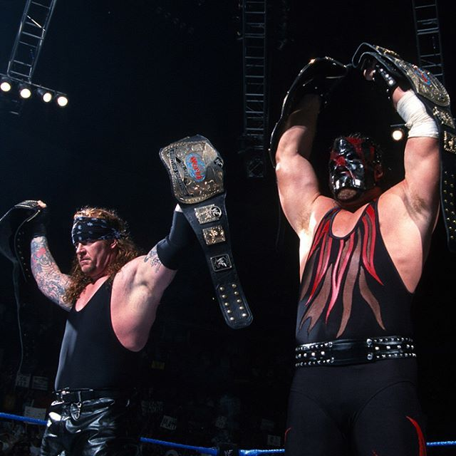 No matter how you define the term, it's always good to be BROTHERS in #WWE... #NationalBrothersDay