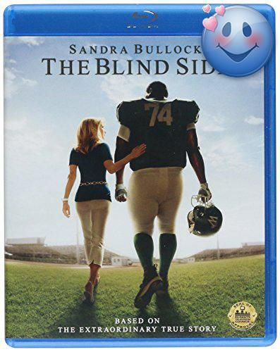 #checkitout <p> #Blind Side, The (Blu-ray)</p><p>Michael Oher (Quinton Aaron) knows little about family. Less about football. What the homeless teen knows are the...