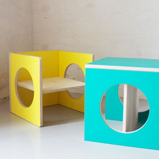 KUBE children's furniture by Small-design.dk #allgoodthings #danish spotted by @missdesignsays